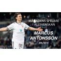 Marcus Antonsson utsedd till månadens spelare