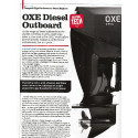 OXE Diesel story in Powerboat and Rib Magazine
