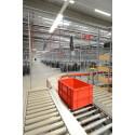 Riippuville ja laatikkotuotteille kuljetinteknologiayhdistelmä