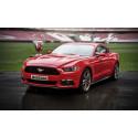 UEFA Champions League  - Finalefest for Mustang entusiaster. Ford åpner for eksklusiv forhåndsbestilling av 500 nye Ford Mustang under finalen.