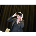Clarion Hotel Arlanda Airport flyger kunden till hotellet med en VR-upplevelse