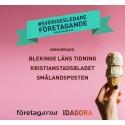 Sveriges mest företagsvänliga ledarredaktion –  här är de nominerade