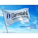 Damstahls marknadsrapport för rostfritt stål, april 2016