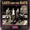 """Dirty Water Records signs London's  Lucy and the Rats: single released """"Girl"""" b/w """"Lose my Mind"""""""