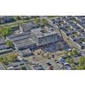 Byggeriet af NEXT, Vestskoven Gymnasium går efter planen