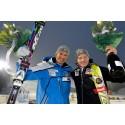 De svenska slalomhoppen gör upp även utanför backen