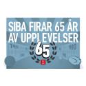 SIBA firar 65 år av upplevelser