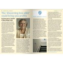 The 'Discerning Less Able' Could Bring You Profits: Blue Badge Style Founder's Message In Hospitality Today Magazine