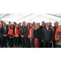 Australian Prime Minister Malcolm Turnbull visits SMEC's Cooma office