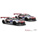 Audi-Teams beim 24h-Rennen Nürburgring: Sieg im Visier