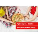 Ljungbyborna äter helst Andres special på årets mest intensiva pizzadag