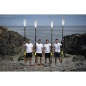Image - The Four Oarsmen - Oarsmen Prepare For The Challenge Of Their Life