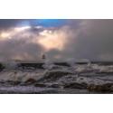 Ny vädervarning från SMHI:Ellevio fördubblar beredskapen i Bohuslän och Skaraborg