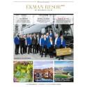 EkmanResor 1st Business Class Reseprogram Nr 4 2017-2018 – Din resa vår passion!
