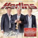 """Hedins släpper ny skiva """"Amor"""" med 12 Underbara Trumpetlåtar"""