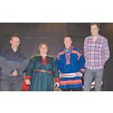 Nytt samiskt författar- och litteraturcentrum