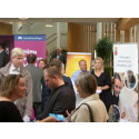 Populära IT-mässan i Lund lockar drygt 60 företag från Skåne, Stockholm och Danmark
