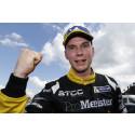 Audis första STCC-seger på 11 år – Robert Dahlgren i mästerskapsledning