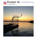 Vinnaren av Visit Karlskronas Instagramtävling 2016 är utsedd!
