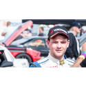 Andreas Wernersson redo att fortsätta jakten på V8-toppen