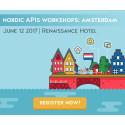 Nordic APIs Workshop Event – Amsterdam
