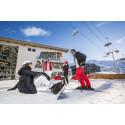 Ski Cross Star im Club Med