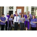 ​Heritage Healthcare set to Make May Purple for the Stroke Association