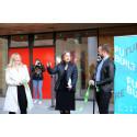 Utdanningsministeren åpnet Oslos grønneste studentboliger på Kringsjå