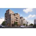 Småa har upphandlat totalentreprenad för bostäder i Tyresö C, Stockholm