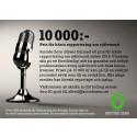 Tävling - Pris för bästa rapportering om självmord