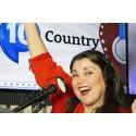 Jenny Jenssen til radiokanalen P10 Country