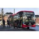 Unik elbuss - snart i SL:s busstrafik