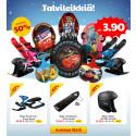 Talviensi-ilta osoitteessa Lekmer.fi / Kampanja pipoista, lapasista, kaulaliinoista / Enemmän lastenkenkiä - lisää joulukalentereita!