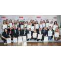 Glitter och glamour på årets Swedish Beauty & Cosmetics Awards