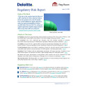 Deloitte Regulatory Risk Report 2011
