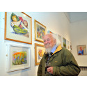 Local artists exhibit at Bury Art Museum