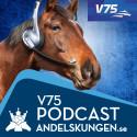Andelskungens V75-podcast med Chrille Krukan och Micke Norinder