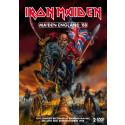 "Iron Maiden slipper ""Maiden England"" på DVD"