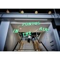 Pontus in the Air