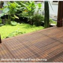Decking ~ Ironwood vs vs Palm Wood vs Accoya®