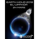 Glöm inte stänga av elen en timme för att manifestera Earth Hour