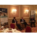 Doppelbauer, Lochman and Citroën debate future rail technology at International Railway Summit breakfast