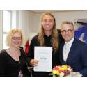 Sävarcamp får Umeå kommuns första folkhälsopris 2018