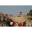 La bella Italia: VW's Ogier wins fourth rally of the WRC season