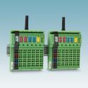 Kompakt Bluetooth modul til trådløs I/O signaloverførsel