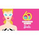 BARBIE™ feiert ihren 60. Geburtstag