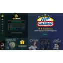 Nya Online Casinon med gratis bonusar: Crazy Winners ger ut 70 kr