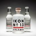 In Flames rundar av sitt stora ginprojekt med IKON No.13 Gin, och släpper även exklusiv tonic