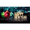 Gott Nytt År önskar vi alla kunder, partners och medarbetare !