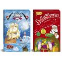 Er du klar til 24 søde skumnisser og lækre lakridspiber? Cloetta Juleskum & Skipper's Pipes er klar med årets julekalendere!